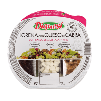Lorena salad with goat cheese - 145g