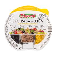 Illustrated tuna salad - 220g